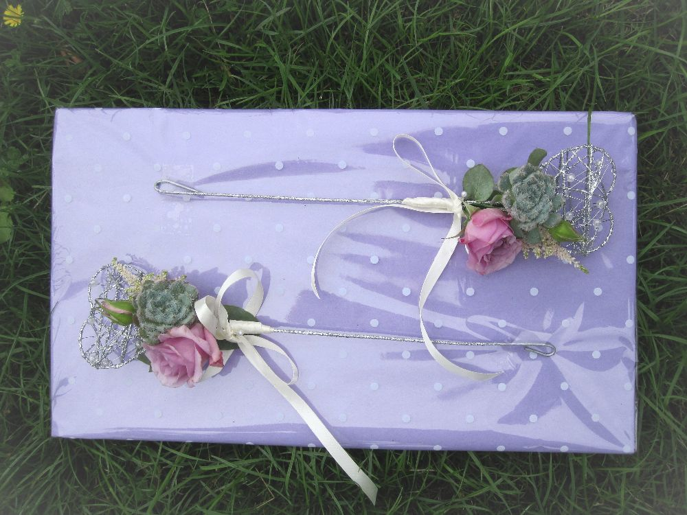 Bridesmaids Wands from £12.95